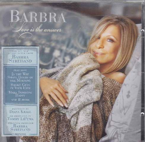 Barbra Streisand<br>Love Is The Answer<br>CD